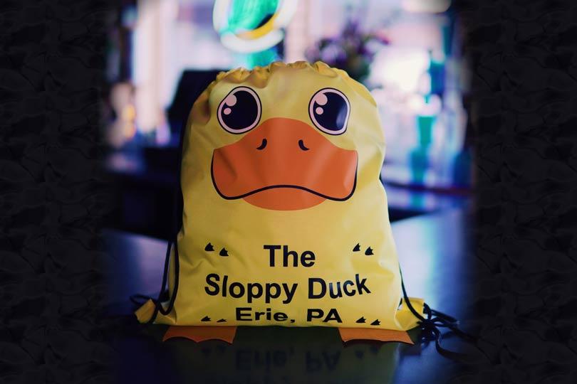 Sloppy Duck Sak Pak